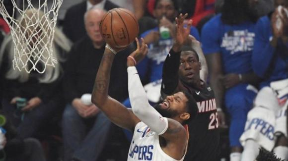 NBA, 5 febbraio 2020: i Clippers sovrastano gli Heat, i Nuggets superano fuori casa i Jazz