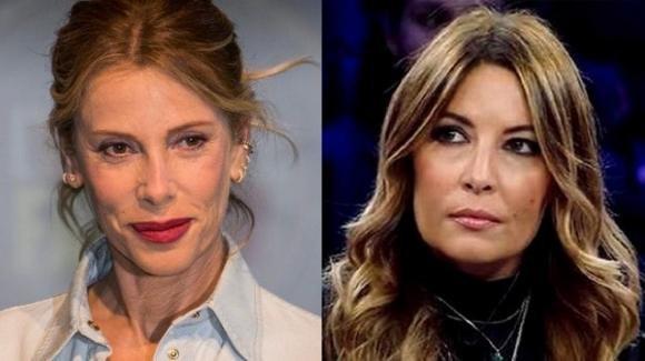 Discussione incandescente tra Alessia Marcuzzi e Selvaggia Lucarelli