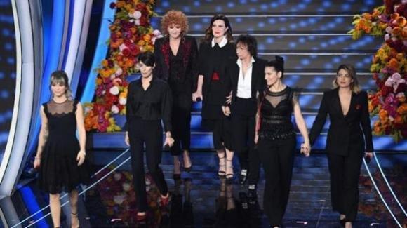 Sanremo 2020, sul palco sette artiste che si esibiranno in un concerto contro la violenza sulle donne