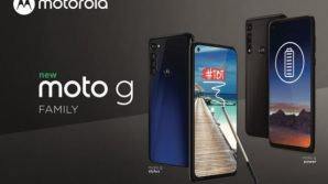 Ecco i battery phone e phablet con pennino Moto G8 Power e G Stylus
