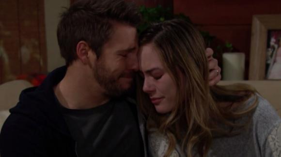 Beautiful, anticipazioni puntata 9 febbraio: Hope ripensa a Beth e scoppia a piangere
