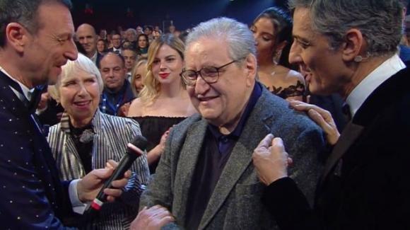Ultimo Festival per Vincenzo Mollica che va in pensione: Sanremo piange la sua passione gentile