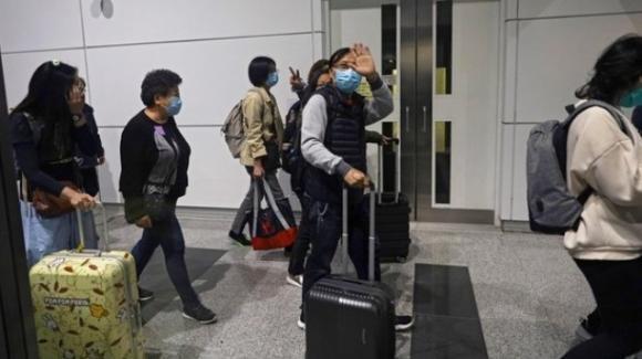 Coronavirus in Italia: contagio colpisce 4 turisti che hanno viaggiato per 10 giorni tra Toscana e Roma