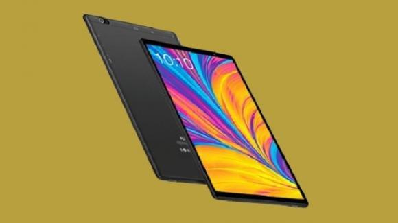 Teclast P10HD: in promo il tablet Android 9 based con GPS e Dual SIM 4G