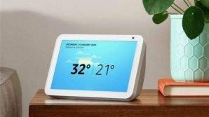 Echo Show 8: ufficiale il nuovo smart display di Amazon, con Alexa on board