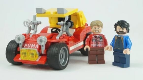 Lego: la dune buggy di Bud Spencer e Terence Hill potrebbe presto entrare in produzione
