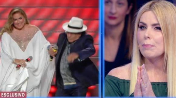Live – Non è la D'Urso, Loredana Lecciso tira un colpo basso a Romina Power