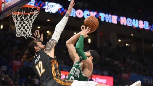 NBA, 9 febbraio 2020: i Celtics battono fuori casa i Thunder, i Jazz vincono in casa Rockets