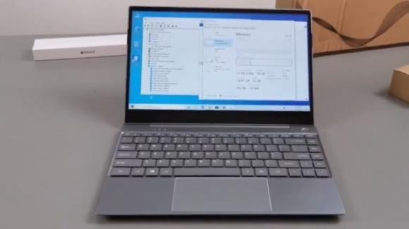 Jumper EZbook X3 Pro: in promo l'ultrabook low cost Apple style