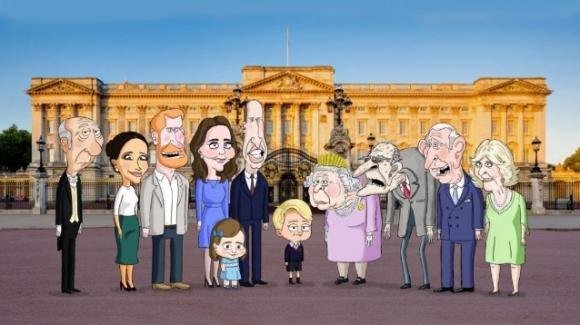 "In arrivo ""The Prince"", la serie tv sulla Royal Family in versione cartoon"