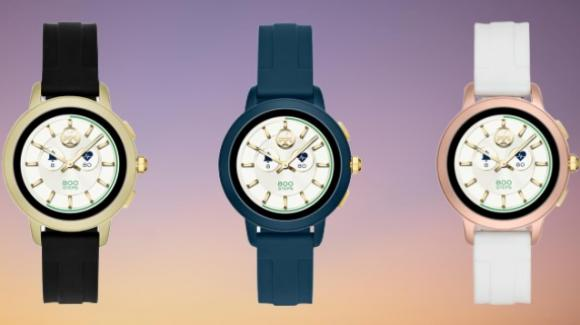 ToryTrack Tory: smartwatch extralusso curato dalla designer Tony Burch