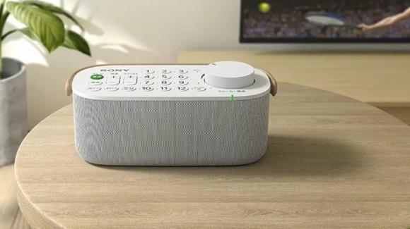 Sony SRS-LSR200: gadget 2-in-1 con funzioni di telecomando e speaker smart