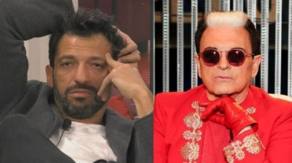 """Grande Fratello Vip, Cristiano Malgioglio attacca Pago: """"Pensavo fosse molto intelligente"""""""