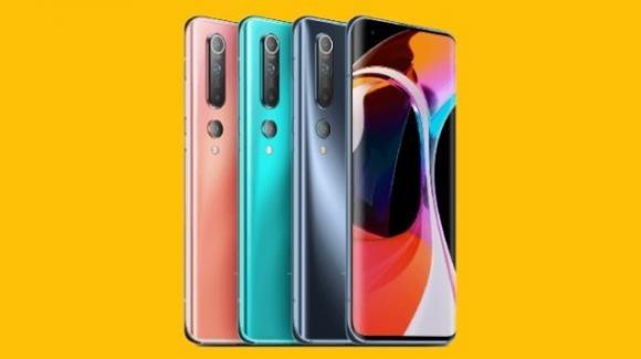 Xiaomi Mi 10 e Xiaomi Mi 10 Pro ufficiali: belli ed ancor più top gamma