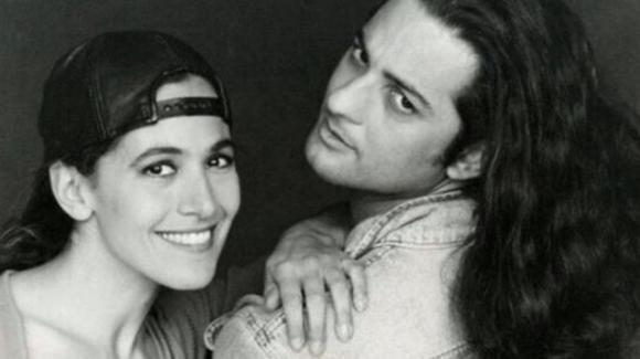 Barbara D'Urso e Fiorello, quella foto insieme di tanti anni fa