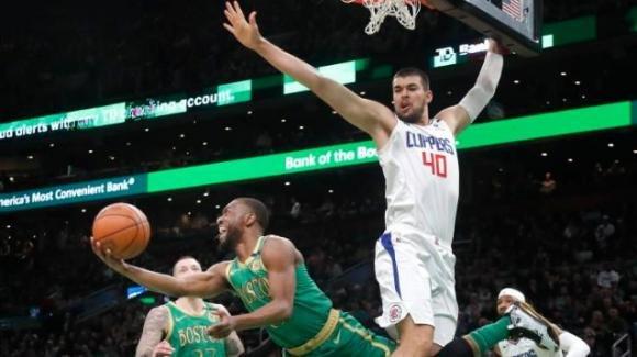 NBA, 13 febbraio 2020: match incredibile, Celtics ok sui Clippers dopo due supplementari; i Thunder battono i Pelicans