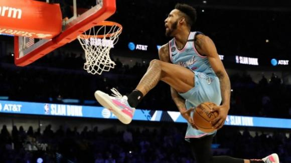 NBA, All-Star Game 2020: Jones Jr. supera Gordon nella gara delle schiacciate