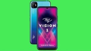 Itel Vision 1: ufficiale l'ultralow cost con design premium