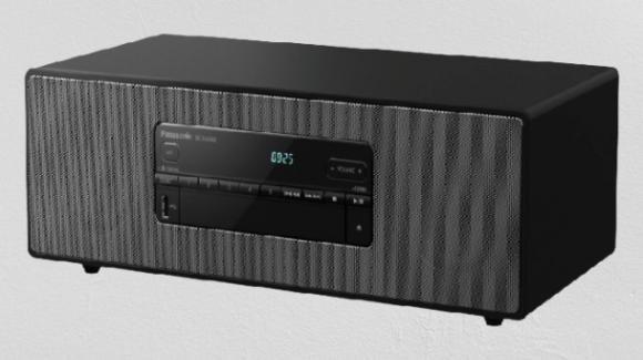 Panasonic a tutto sound, con diverse soundbar, radio DAB+ e party speaker