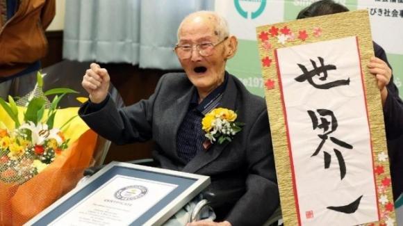 Il segreto dei 112 anni dell'uomo più vecchio del mondo