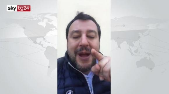 Matteo Salvini cita il porto di Madrid, ma la città non è bagnata dal mare