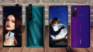 Tecno Camon 15 e Tecno Camon 15 Pro: smartphone low cost di classe