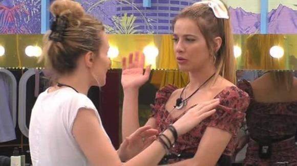 """GF Vip, la delusione di Clizia Incorvaia per la nomination di Andrea Denver: """"Mi ha tradita"""""""
