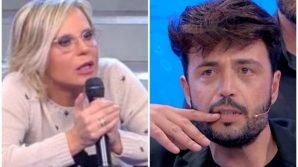 """""""Uomini e Donne over"""" anticipazioni, Maria De Filippi interrompe la registrazione: furiosa contro Armando Incarnato"""