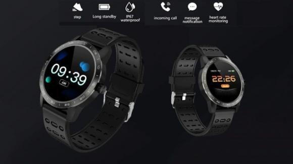 Alfawise T1S: in promo lancio lo sportwatch elegante con feature anche per le donne