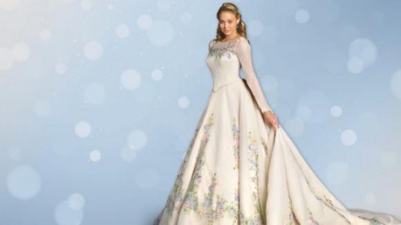 La Disney lancia una linea di abiti da sposa ispirate alle principesse