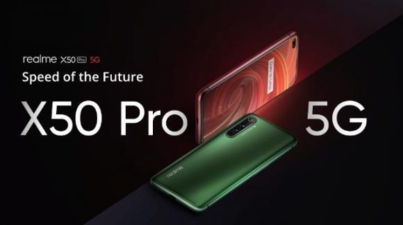 Realme X50 Pro 5G: top gamma accessibile senza compromessi