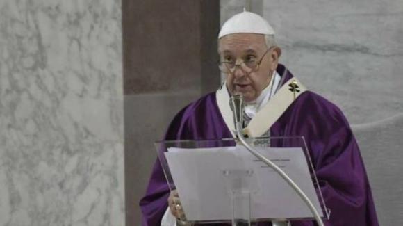 Papa Francesco: cuore a cuore con Dio: messaggio per la Quaresima