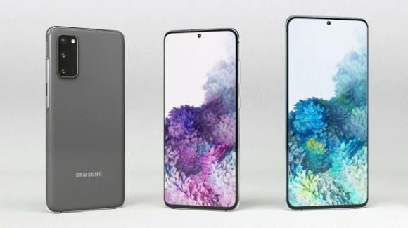 Samsung da record: il Galaxy S20 ha già il primo update con le patch di sicurezza di Marzo (prima di Pixel)