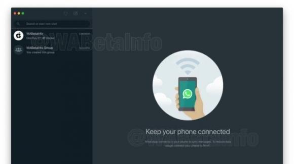 WhatsApp: in preparazione la dark mode anche per browser web e desktop app