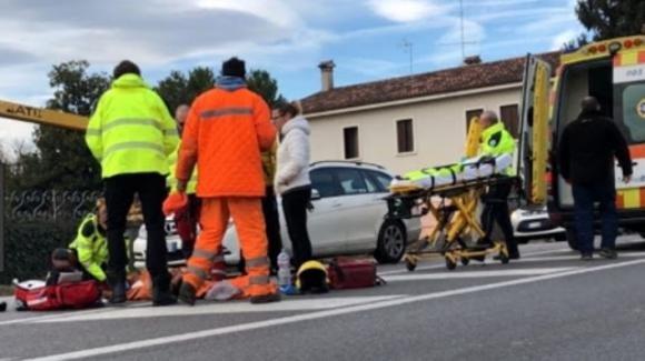 Cologno, incidente stradale: uomo travolto da una Smart, morto sul colpo dopo essere stato sbalzato per aria