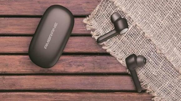 Ambrane Vibe Beats: ufficiali gli auricolari true wireless low cost con Bluetooth 5.0