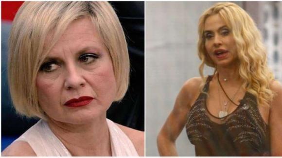 """GF Vip, primo forte scontro tra Valeria Marini e Antonella Elia: """"Perché sei così castrante?"""""""