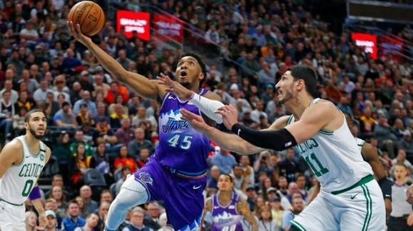 NBA, 26 febbraio 2020: i Celtics conquistano il campo dei Jazz, i Rockets stendono i Grizzlies