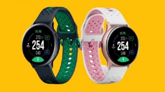 Galaxy Watch Active 2: ora anche nelle versioni Golf Edition e Aluminium LTE
