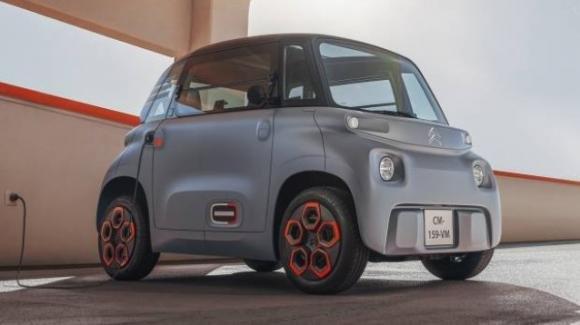 Citroën Ami: biposto elettrica da 6.000 euro, anche per giovanissimi