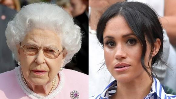 La Regina Elisabetta non vedrà più Archie: la decisione di Meghan Markle
