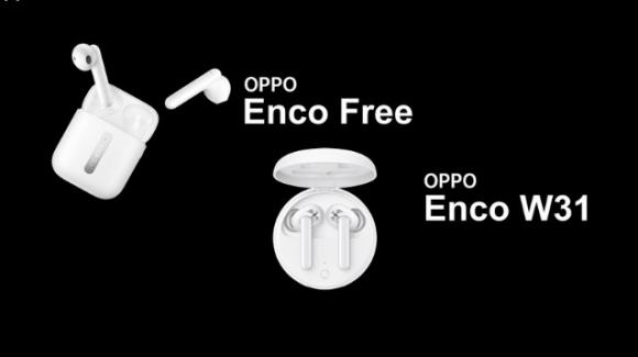 Auricolari Oppo Enco W31: sempre true wireless, ma anche iper economici