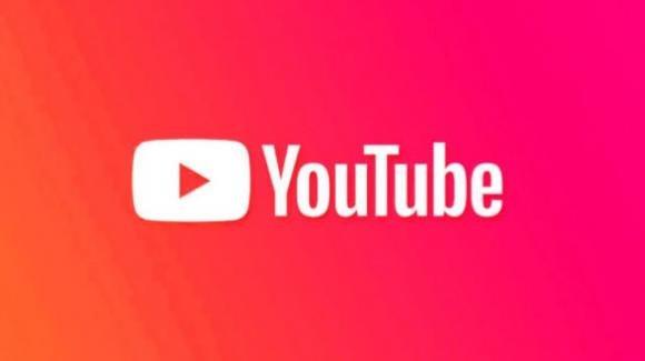 YouTube: scrollbar nella sezione Iscrizioni, comandi a scomparsa regolabili