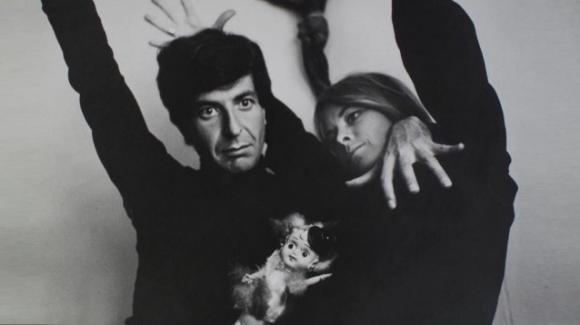 """Arriva nelle sale """"Mariannee & Leonard"""", la storia d'amore di Cohen"""