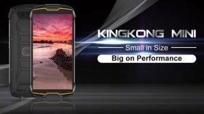 Cubot KingKong Mini: in promo lo smartphone rugged dal formato ultracompatto
