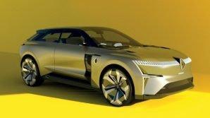 Renault Morphoz: ufficiale il concept suv elettrico di tipo modulare