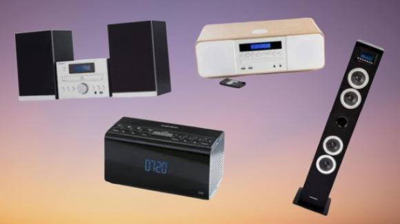 Radio Digitale DAB+: ecco le nuove proposte di Bigben Interactive/Thomson