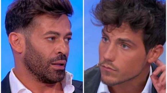 """""""Uomini e Donne"""" anticipazioni, volano insulti tra Gianni Sperti e Daniele Dal Moro: le lacrime del tronista"""