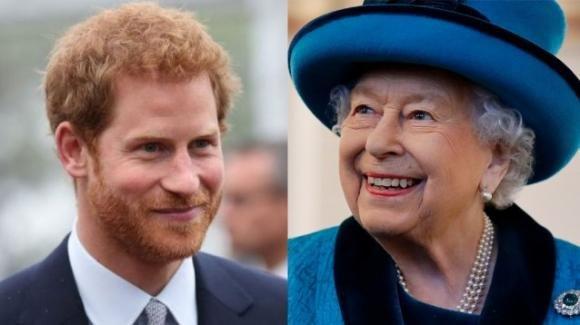 Il principe Harry incontra la Regina dopo i malumori