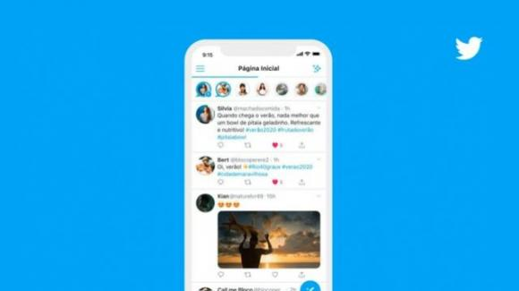 Twitter: in test i Fleets, ovvero le Storie del canarino azzurro
